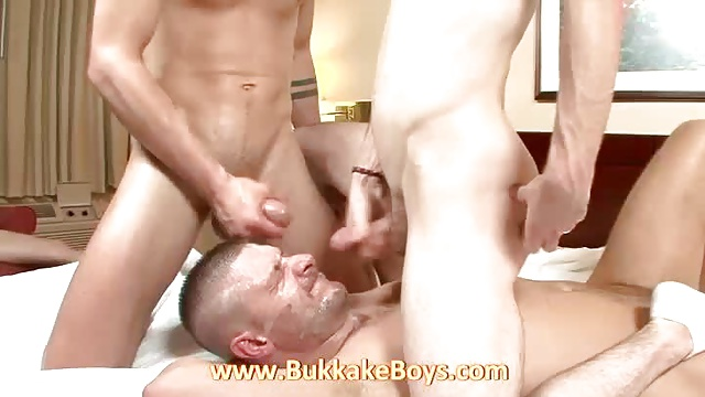 Hard-core Queer Mass Ejaculation Fuck-fest