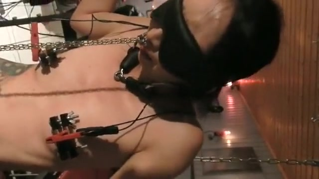 Extraordinaire Inexperienced Fetish, Bdsm Hard-core Flick