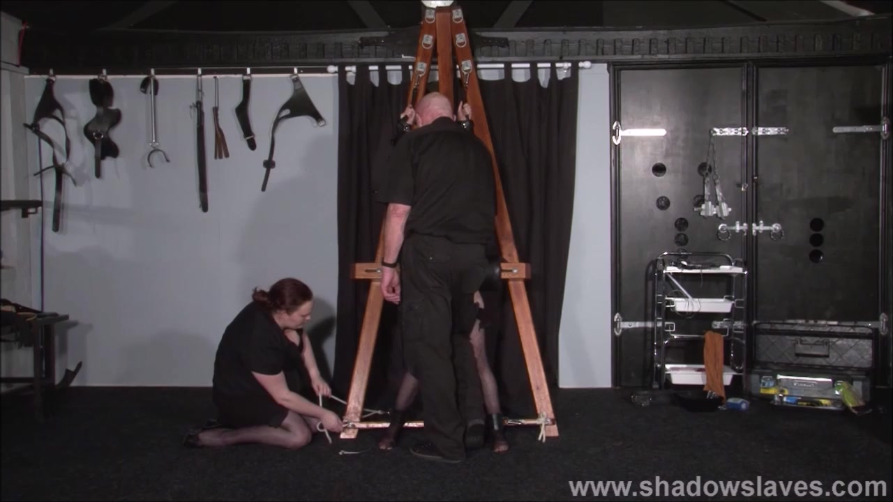 Bound Elise Graves Cooch Disciplined And Xxx Bondage & Discipline Of E