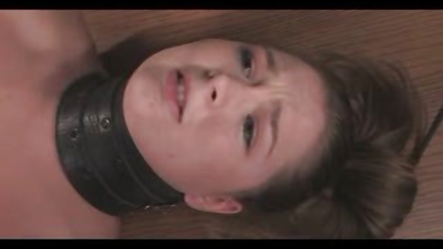 College Girl Subjugated Is  Abased And Boned